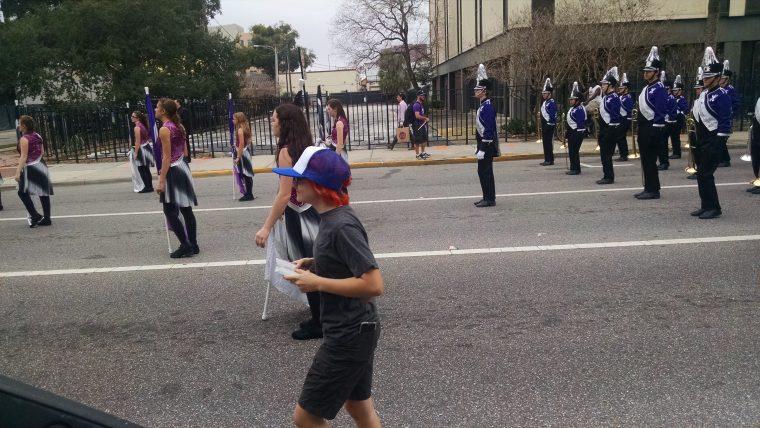 jessie parade